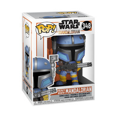 Star Wars Series - #348 - Heavy Infantry Mandalorian (The Mandalorian)