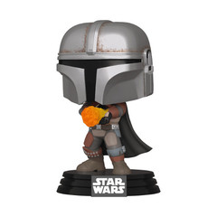 Star Wars Series - The Mandalorian Gaunlet (Metallic)