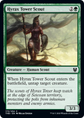 Hyrax Tower Scout - Foil