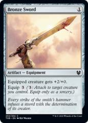 Bronze Sword - Foil