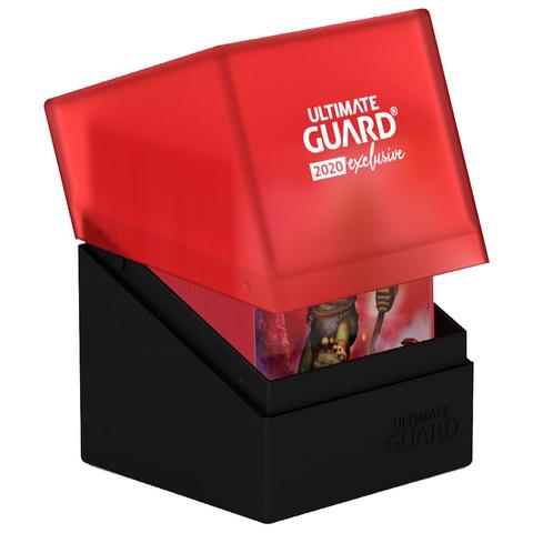 Ultimate Guard - Deck Case 100+ Boulder: Exclusive 2020
