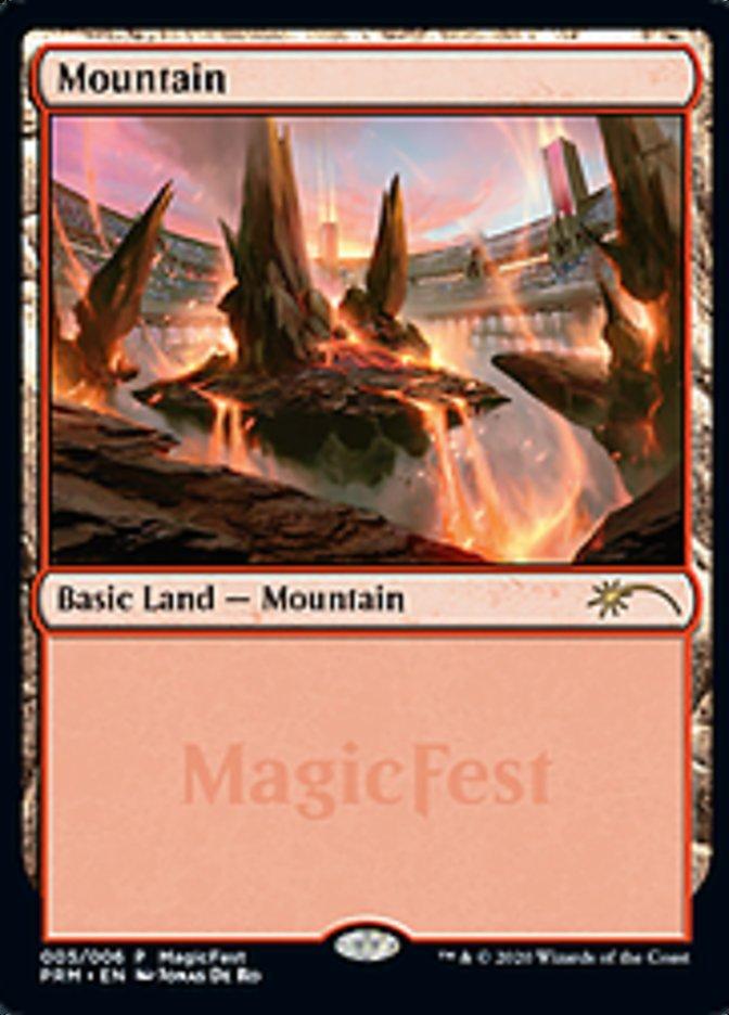 Mountain - MagicFest 2020