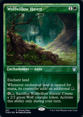 Wolfwillow Haven - Dark Frame Promo