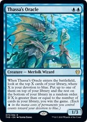 Thassa's Oracle (TBH Prerelease)