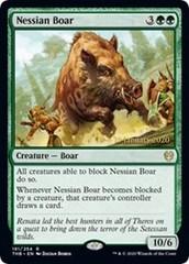 Nessian Boar - THB Prerelease - Foil