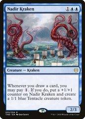 Nadir Kraken - Foil - Promo Pack