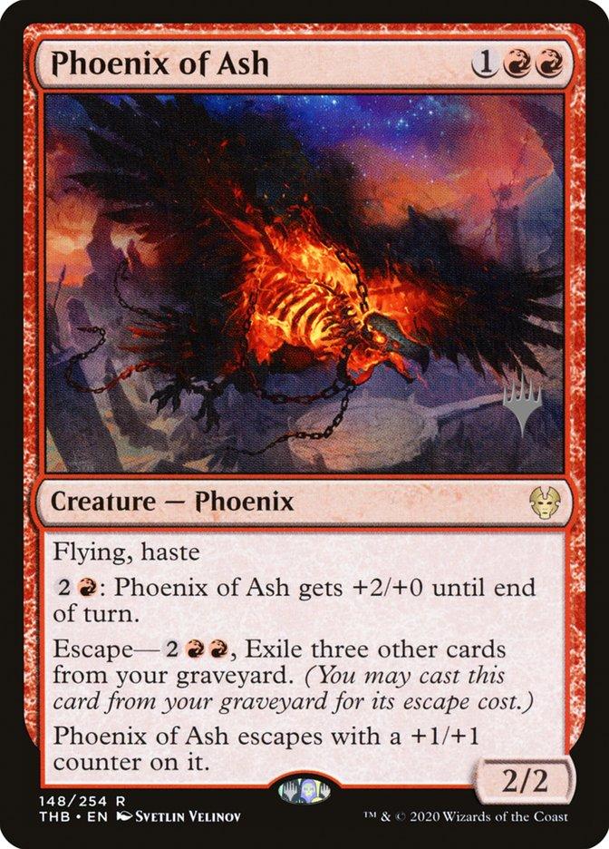 Phoenix of Ash - Foil - Promo Pack