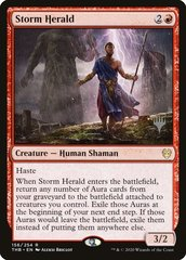 Storm Herald - Promo Pack