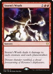 Storm's Wrath - Promo Pack