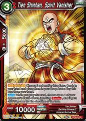 Tien Shinhan, Spirit Vanisher - BT9-012 - C