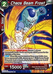 Chaos Beam Frost - BT9-015 - C - Foil