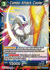 Combo Attack Cooler - BT9-023 - R