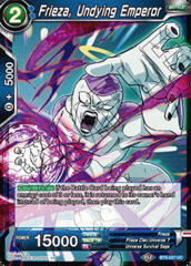 Frieza, Undying Emperor - BT9-027 - UC