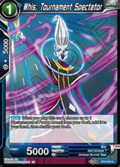 Whis, Tournament Spectator - BT9-033 - C - Foil