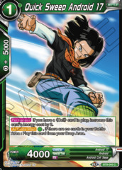 Quick Sweep Android 17 - BT9-045 - C