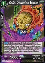 Babidi, Unrepentant Sorcerer - BT9-075 - UC