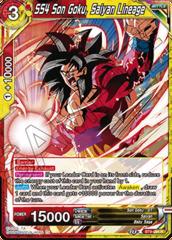 SS4 Son Goku, Saiyan Lineage - BT9-094 - R
