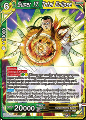 Super 17, Total Eclipse - BT9-118 - C - Foil