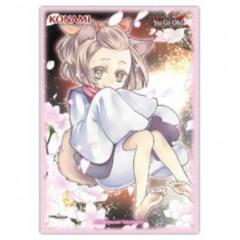Konami - Ash Blossom Card Sleeves - Yu-Gi-Oh! Sized - 50ct