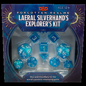 Forgotten Realms: Laeral Silverhands Explorers Kit