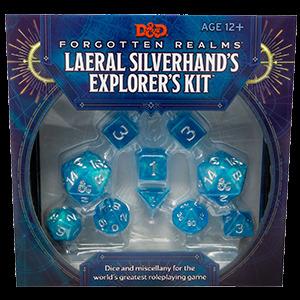 Forgotten Realms: Laeral Silverhands Explorers Kit