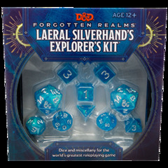D&D Accessory: Forgotten Realms - Laeral Silverhand's Explorer's Kit