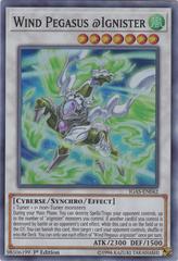 Wind Pegasus @Ignister - IGAS-EN042 - Super Rare - 1st Edition