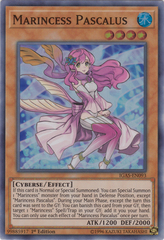 Marincess Pascalus - IGAS-EN093 - Super Rare - 1st Edition