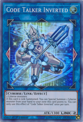 Code Talker Inverted - IGAS-EN096 - Super Rare - 1st Edition
