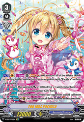 Top Idol, Pacifica - V-EB11/SV02EN - SVR (Hot Stamp)