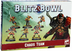 Blood Bowl: Chaos Dwarf Team (2019)