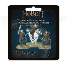 Legolas & Tauriel Mirkwood Hunters