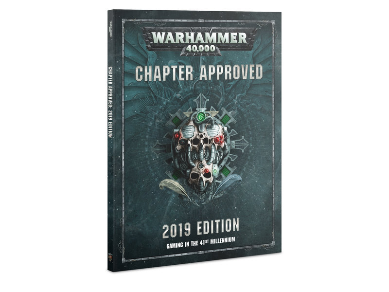 Wh40K: Chapter Approved 2019 (English)