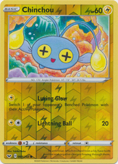 Chinchou - 068/202 - Common - Reverse Holo