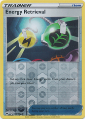 Energy Retrieval - 160/202 - Uncommon - Reverse Holo