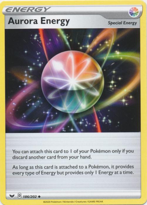 Aurora Energy - 186/202 - Uncommon