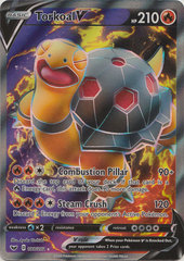 Torkoal V - 188/202 - Full Art Ultra Rare