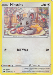 Minccino - 146/202 - Common
