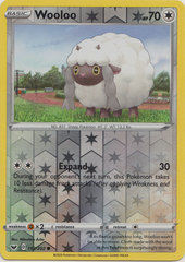 Wooloo - 152/202 - Common - Reverse Holo