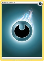 Darkness Energy - 2020 Unnumbered - Reverse Holo