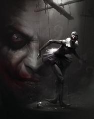 Joker Harley Criminal Sanity #4 (Of 9) (MR) (STL152490)