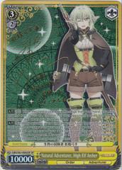 Natural Adventurer, High Elf Archer - GBS/S63-E002SP - SP
