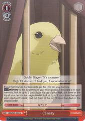 Canary - GBS/S63-E054 - U