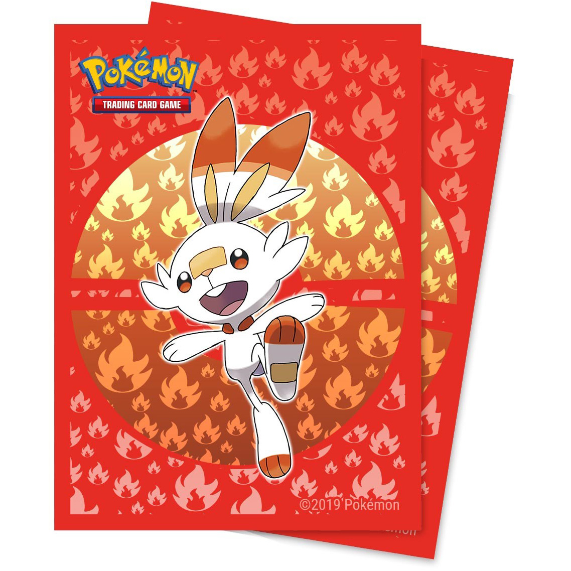 Ultra Pro - Pokemon Scorbunny Deck Protector Sleeves 65ct