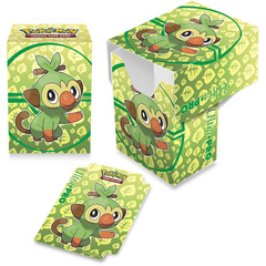 Ultra Pro - Pokemon Grookey Deck Box