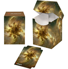 Ultra Pro - MTG Celestial Land 100+ Deck Box: Plains