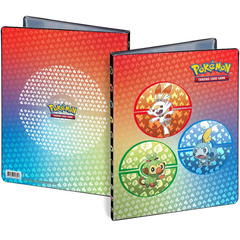 Ultra Pro - Pokemon Sword & Shield Galar Starters 9-Pocket Portfolio