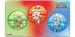 Ultra Pro - Pokemon Sword & Shield Galar Starters Playmat
