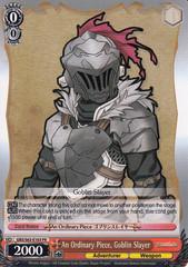 An Ordinary Piece, Goblin Slayer - GBS/S63-E103 - PR