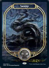 Swamp (Full Art)